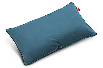 fatboy king pillow velvet recycled